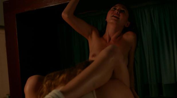 Kimiko Glenn nude and Natasha Lyonne not nude hot lesbian sex - Orange is the New Black (2014) s2e4 hd1080p