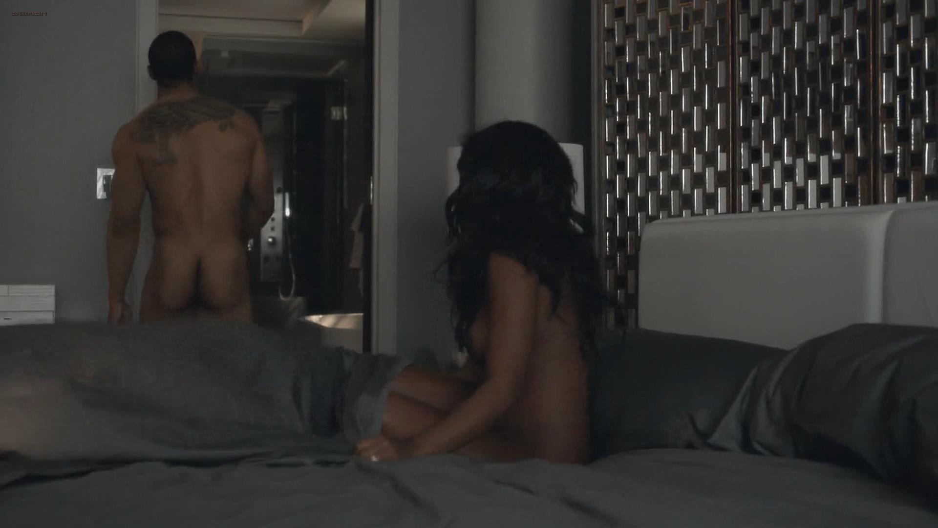 Naturi Naughton Nude And Sex - Power S01E01 2014 Hd7201080P-7371