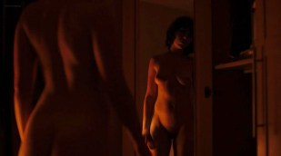 Scarlett Johansson nude bush topless and full frontal - Under the Skin (2013) hd1080p