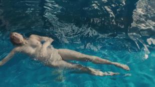 Viviane Albertine nude butt topless and sex - Exhibition (UK-2013) hd1080p
