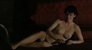 Claire Nebout nude bush and sex - La condanna (1990)