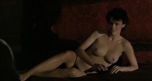 Claire Nebout nude bush and sex - La condanna (1990) (2)