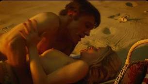 Mélanie Thierry nude topless and hot in - The Zero Theorem (2013) hd1080p (8)
