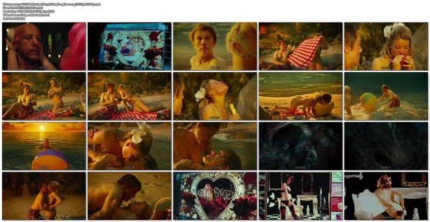 Mélanie Thierry nude topless and hot in - The Zero Theorem (2013) hd1080p (1)