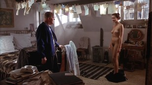 Natascha McElhone nude full frontal and topless - Surviving Picasso (1996) hd720p Web-Dl