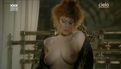 Paola Senatore nude full frontal and Claudia Cavalcanti nude bush and sex - Maladonna (IT-1984) (3)