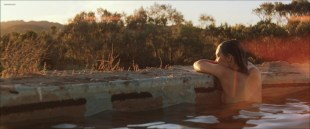 Mia Wasikowska nude skinny dipping - Tracks (2013) hd1080p