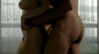 Fabienne Babe nude topless and bush - Les passagers (FR-1999) (1)