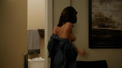Alana De La Garza nude topless and butt - Are You Here (2013) hd1080p
