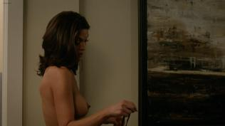 Alana De La Garza nude topless and butt - Are You Here (2013) hd1080p