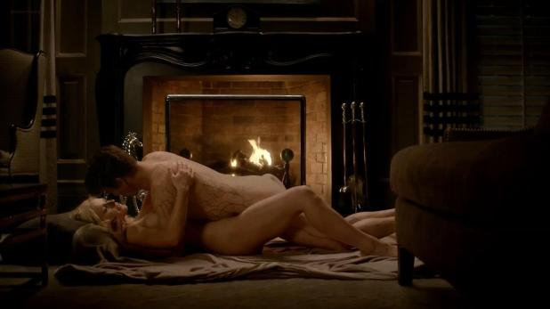 Anna Paquin nude topless - True Blood (2014) s7e7 hd720p (5)