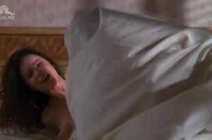 Fran Drescher nude topless - Cadillac Man (1990) hd1080p w/smotion