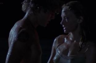 Haley Bennett hot in wet shirt and bra – Arcadia Lost (2010)