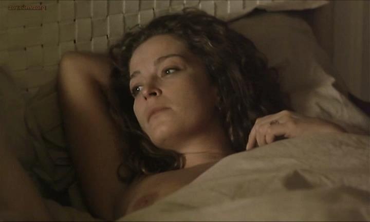 Isabelle Renauld  nackt