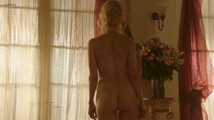 Katrine De Candole nude butt naked and Shivani Ghai hot - Dominion (2014) s1e8 hd720p