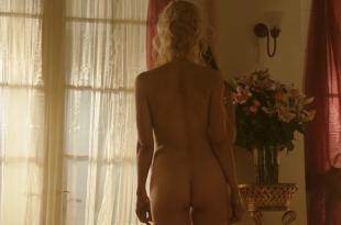 Katrine De Candole nude butt naked and Shivani Ghai hot – Dominion (2014) s1e8 hd720p