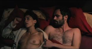 Lubna Azabal nude topless and but - Goodbye Morocco (2012) hd720p (6)
