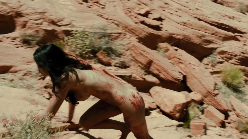Micaela Schaefer nude full frontal and Natalie Scheetz bra - Seed 2 (2014) hd1080p (3)