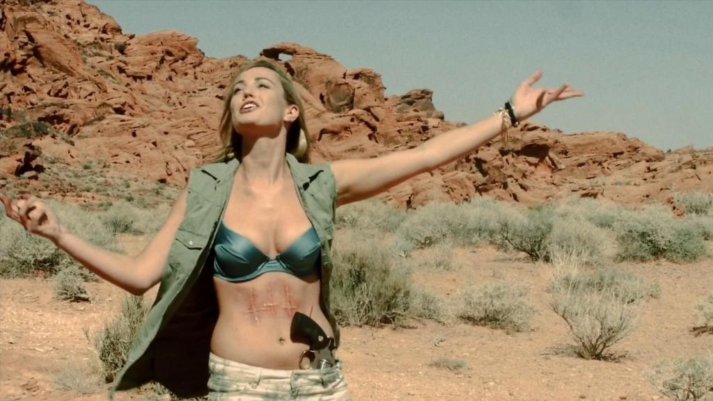 Micaela Schaefer nude full frontal and Natalie Scheetz bra - Seed 2 (2014) hd1080p (8)