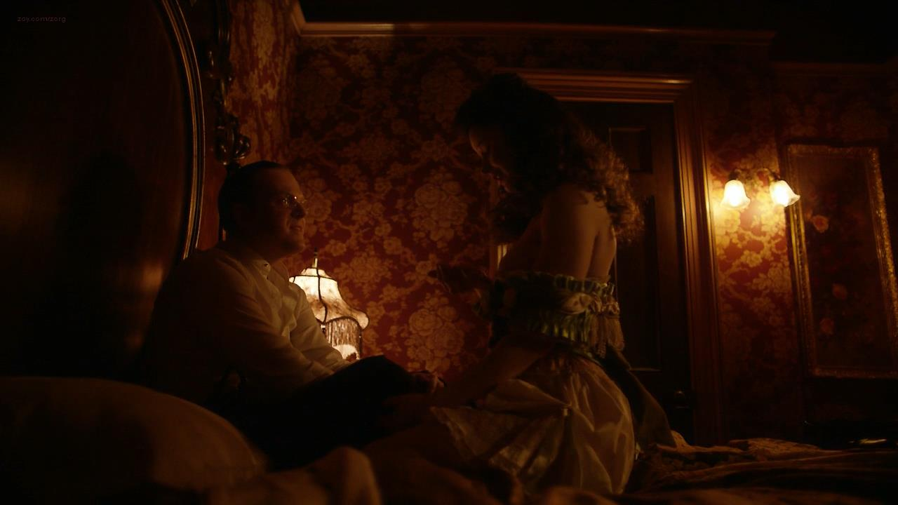 Rachel Korine nude topless - The Knick (2014) s1e3 hd720p (5)