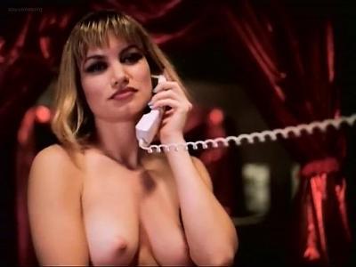 Rena Riffel nude topless - The Pornographer (1999)