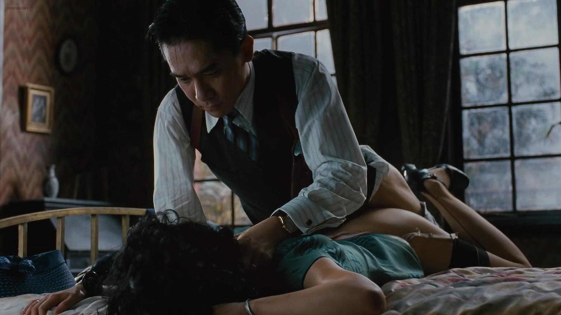 Wei Tang nude sex near explicit - Lust Caution (2007) hd1080p (12)