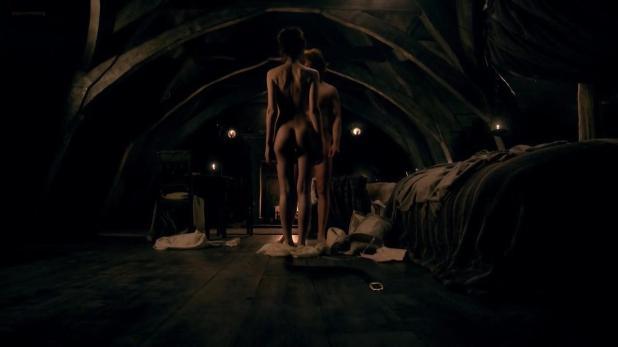 Caitriona Balfe nude topless butt an hot sex - Outlander (2014) s1e7 hd720p (6)