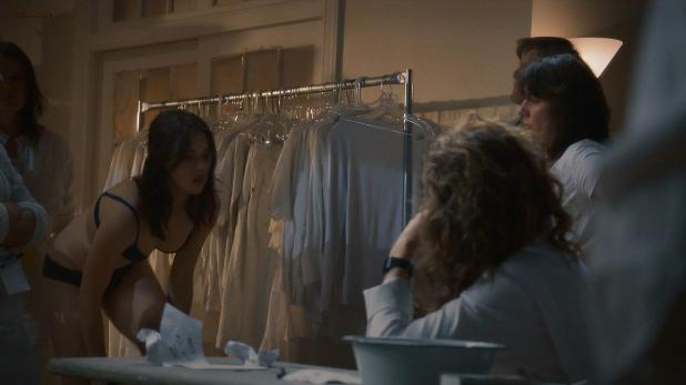 Margaret Qualley hot and sexy in bra and panties - Leftovers (2014) s1e10 hd720p (1)