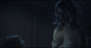 Mircea Monroe naked stripped to nude topless - Bloodwork (2011) hd1080p (4)