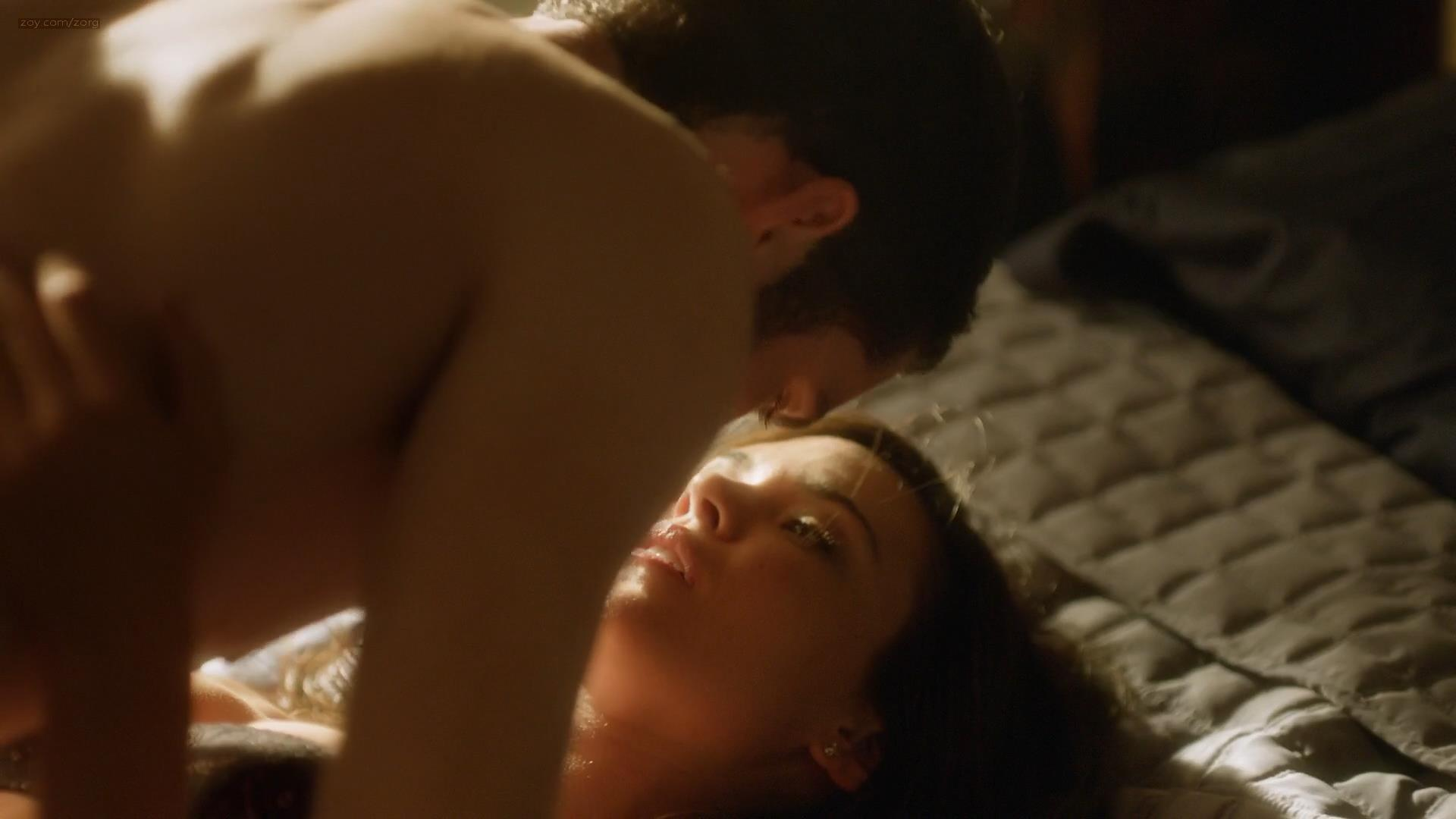 Odette Annable Hot And Mild Sex - Rush 2014 S1E8 Hd1080P-3300