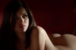 Alexis Knapp nude butt naked and other all nude – The Anomaly (2014)