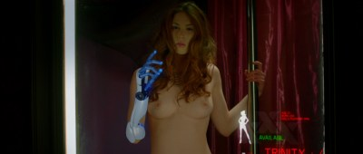 Alexis Knapp nude butt naked and very hot and few others full nude - The Anomaly (2014) hd1080p (14)