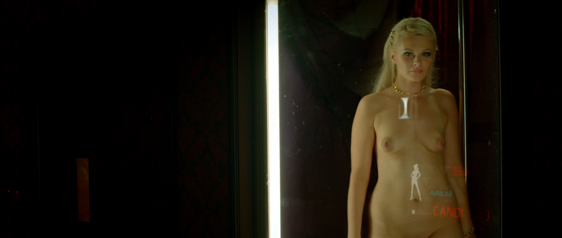 Alexis Knapp nude butt naked and very hot and few others full nude - The Anomaly (2014) hd1080p (2)