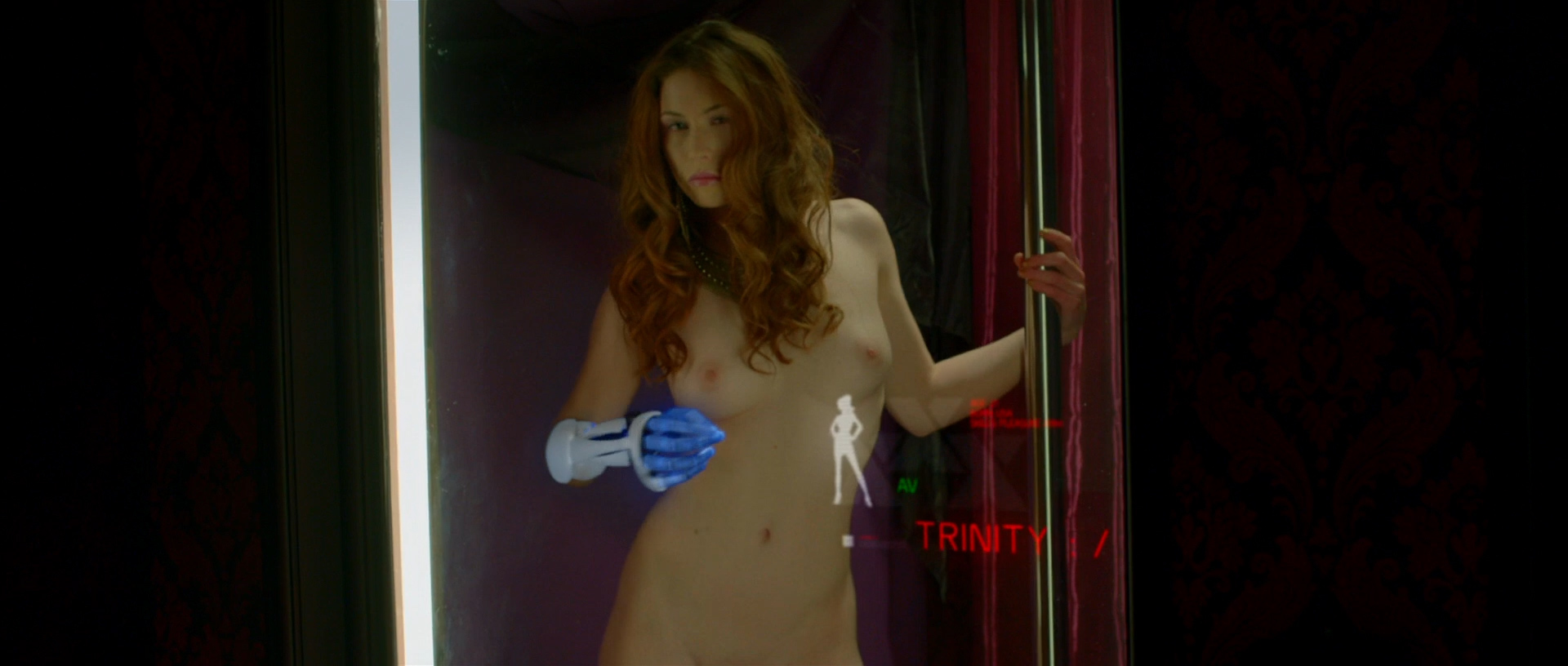 Alexis Knapp nude butt naked and very hot and few others full nude - The Anomaly (2014) hd1080p (15)