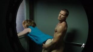 Alicia Witt hot sex doggy style - Kingdom (2014) s01e04 hdtv720p