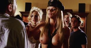 Amanda Swisten and Nikki Schieler Ziering nude topless and hot - American Wedding (2003) hd1080p (7)