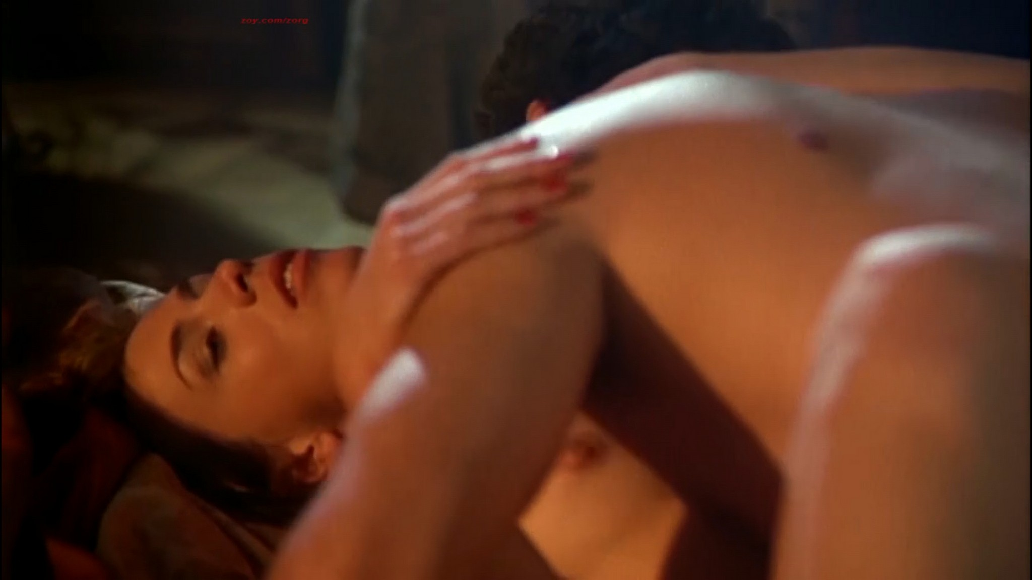 Céline Bonnier nude and hot sex - The Hunger (1998) HD 1080p (10)