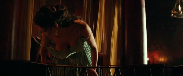 Irina Shayk nude butt and Karolina Szymczak hot see through but not nude - Hercules (2014) hd1080p (6)