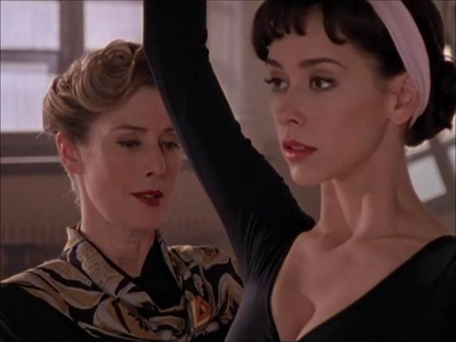 Jennifer Love Hewitt hot and very cute in - The Audrey Hepburn Story (2000)