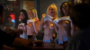 Julianna Guill Michelle Gordon and others all nude - Road Trip-Beer Pong (2009) HD 1080p Web