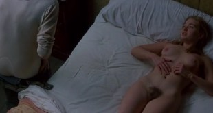 Kate Winslet nude bush and topless - Jude (1996)