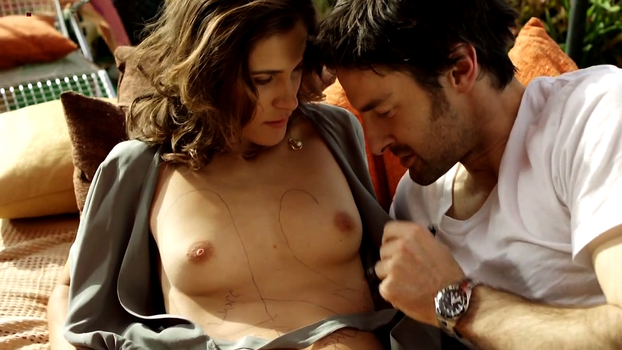 Lili Bordan nude topless and dead - Silent Witness (2011) s14e7 hd720p (1)