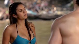 Nina Dobrev hot wet and sexy in bikini - The Vampire Diaries (2014) s6e3 hd1080p (12)