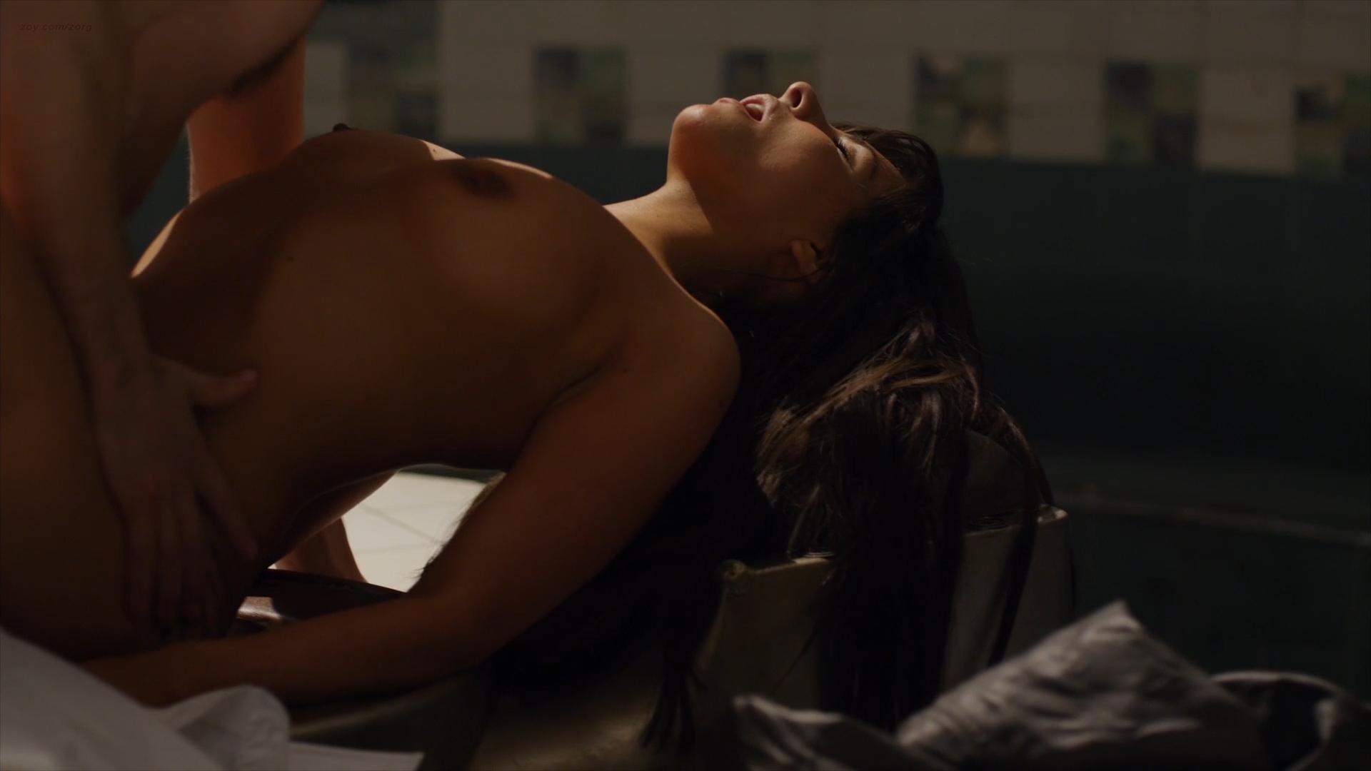 Sadie Katz nude Roxanne Pallett nude sex and others nude - Wrong Turn 6 Last_Resort (2014) hd1080p (16)