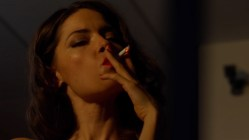 Sarah Lind nude topless and sex with the wolfcop - Wolfcop (2014) hd720p (11)
