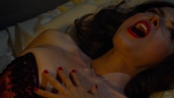 Sarah Lind nude topless and sex with the wolfcop - Wolfcop (2014) hd720p (5)
