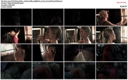 Sarah Wald nude in the shower and Melanie Gillis nude sex - Fileds of The Dead (2014) hd1080p (7)