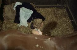 Serena Grandi nude Alexandra Vandernoot nude sex and Marion Peterson nude bush - L'iniziazione (1987) (3)