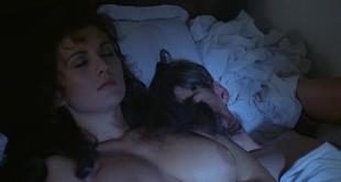 Serena Grandi nude Alexandra Vandernoot nude sex and Marion Peterson nude bush - L'iniziazione (1987) (1)