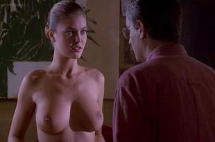 Vittoria Belvedere nude busty topless and hot – In Camera Mia (1992)
